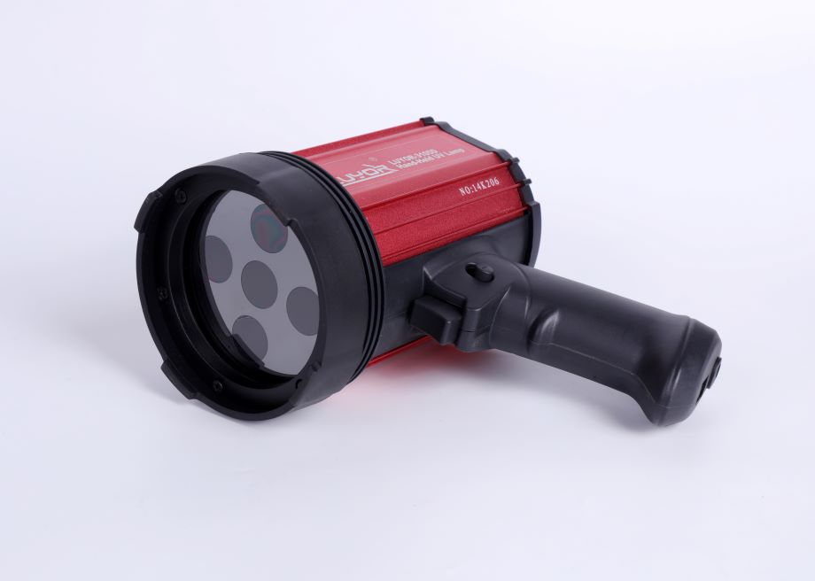 LUYOR-3105D手持式冷光源黑光灯